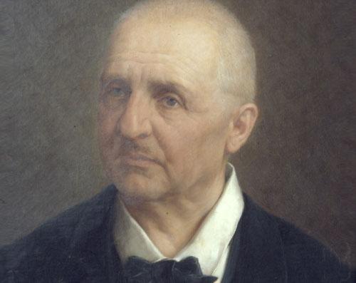 Anton Bruckner Gedenkzimmer - bruckner1